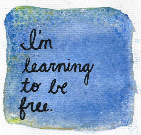 learning-to-be-free